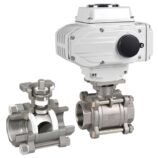 BudMore 2 way Electric Ball Valve