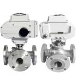 BudMore 3 way Electric Ball Valve